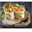 Przepis na karnawałowe przyjęcie: Ślimaczki z tortilli z sosem koperkowym