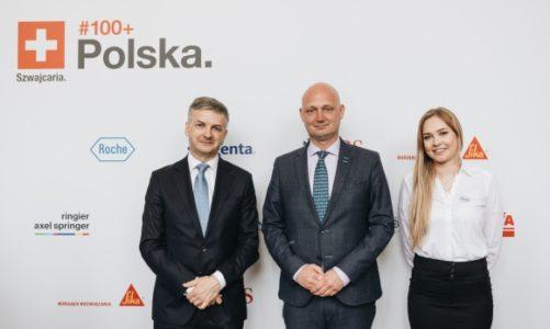 Roche Polska partnerem obchodów 100lecia nawiązania relacji polsko-szwajcarskich