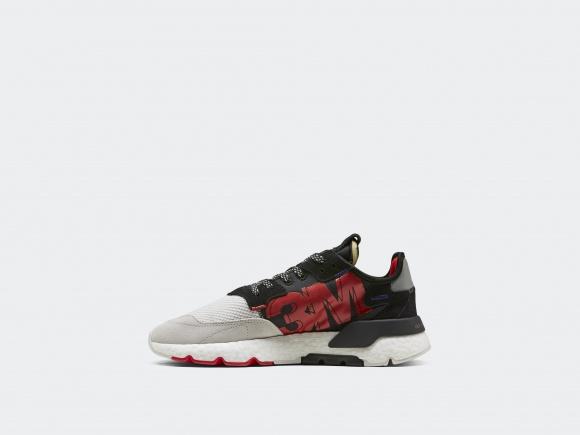 Technologia 3M w nowej kolekcji butów Adidas Originals BIZNES, Konsument - Odblaskowy materiał 3M™ Scotchlite™ zachwyca sportowców w specjalnej edycji butów Adidas Originals Nite Jogger – gwarantując im wysoką widzialność i bezpieczeństwo podczas nocnego biegania.